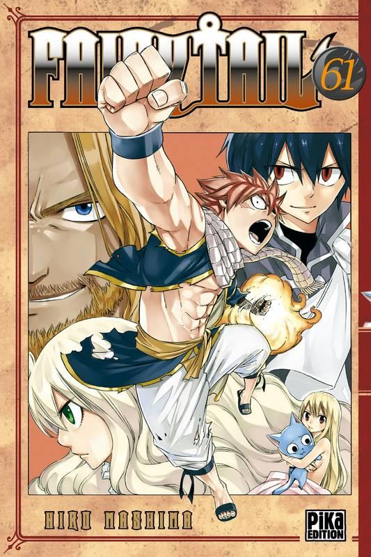 - FAIRY TAIL T61